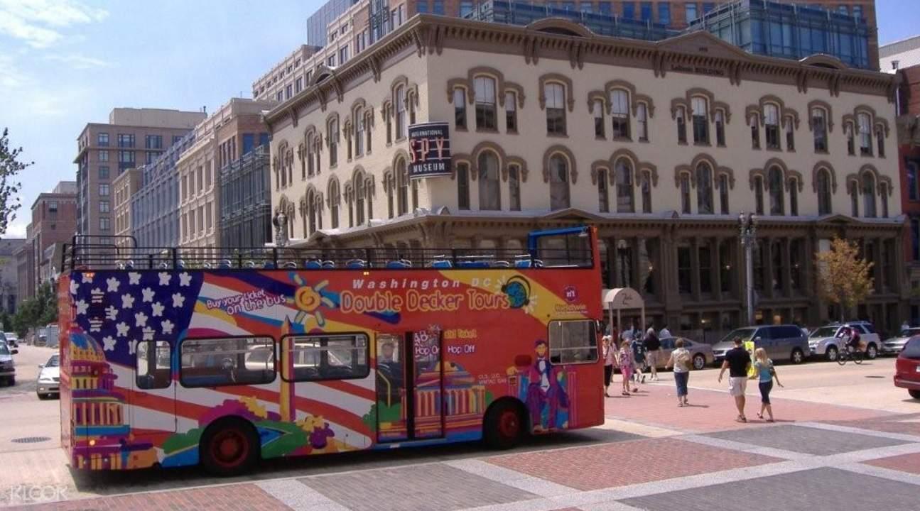華盛頓Big Bus城市觀光巴士
