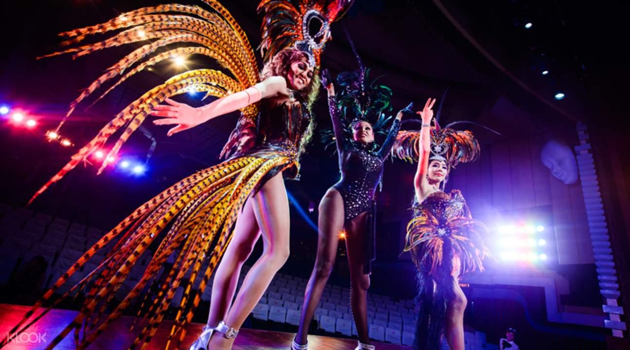 Alcazar Cabaret Pattaya