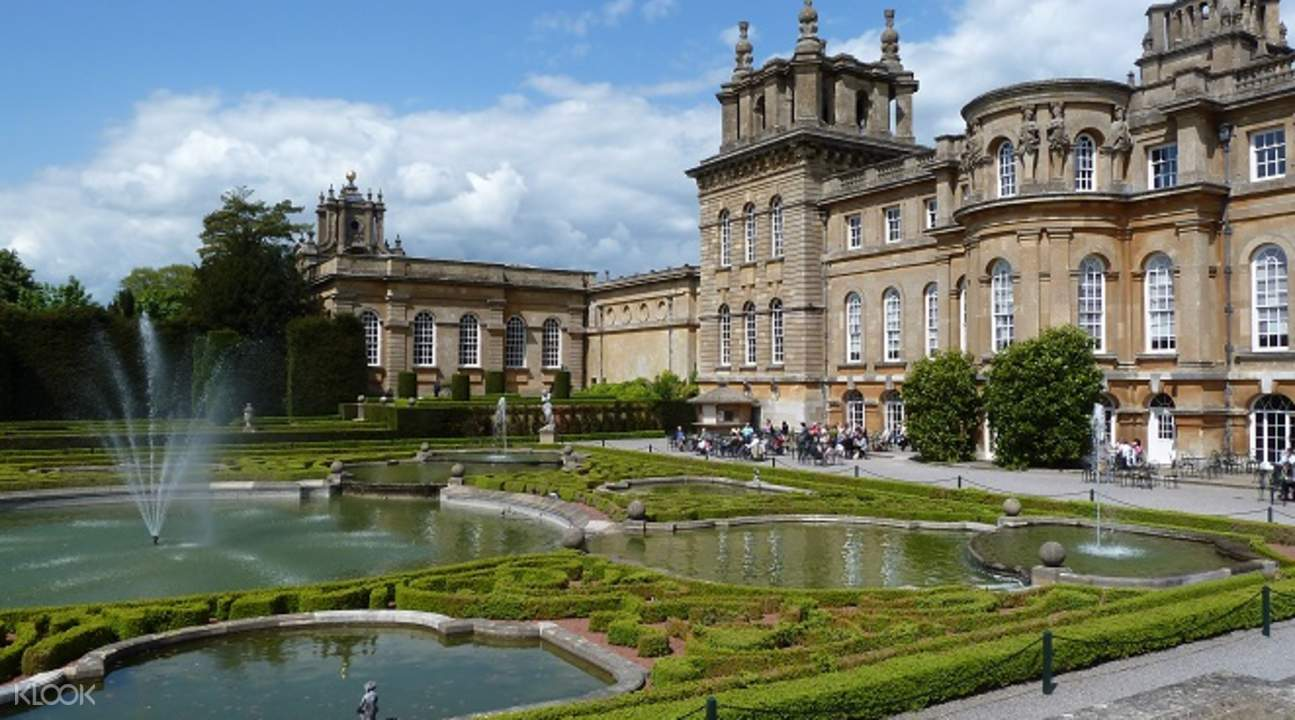 blenheim palace day tour