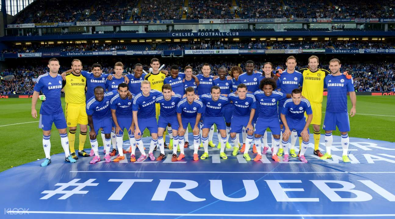 group photo of CFC players