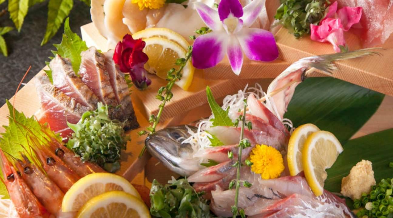 sushi sashimi kenshin minato tokyo japan