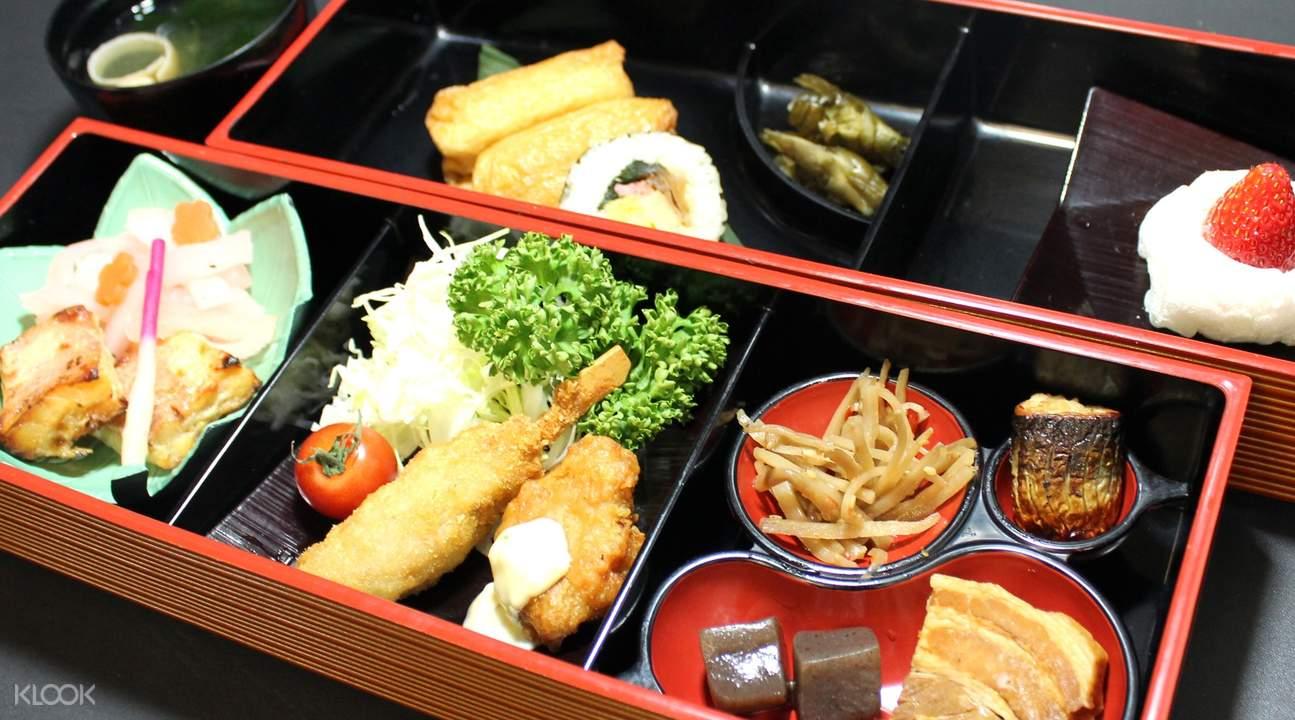 東京六本木香和花魁秀表演& 無限暢飲