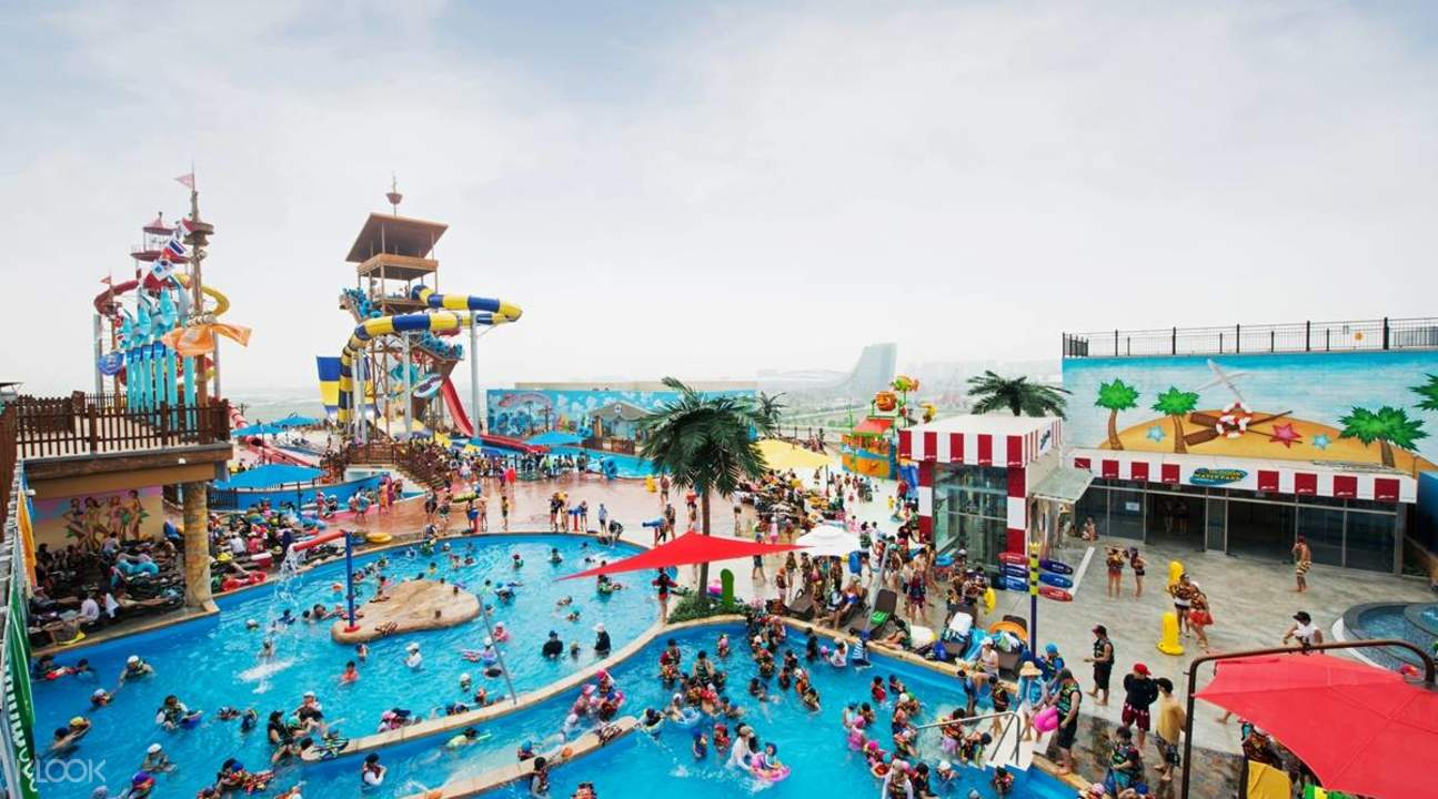 Onemount水上乐园