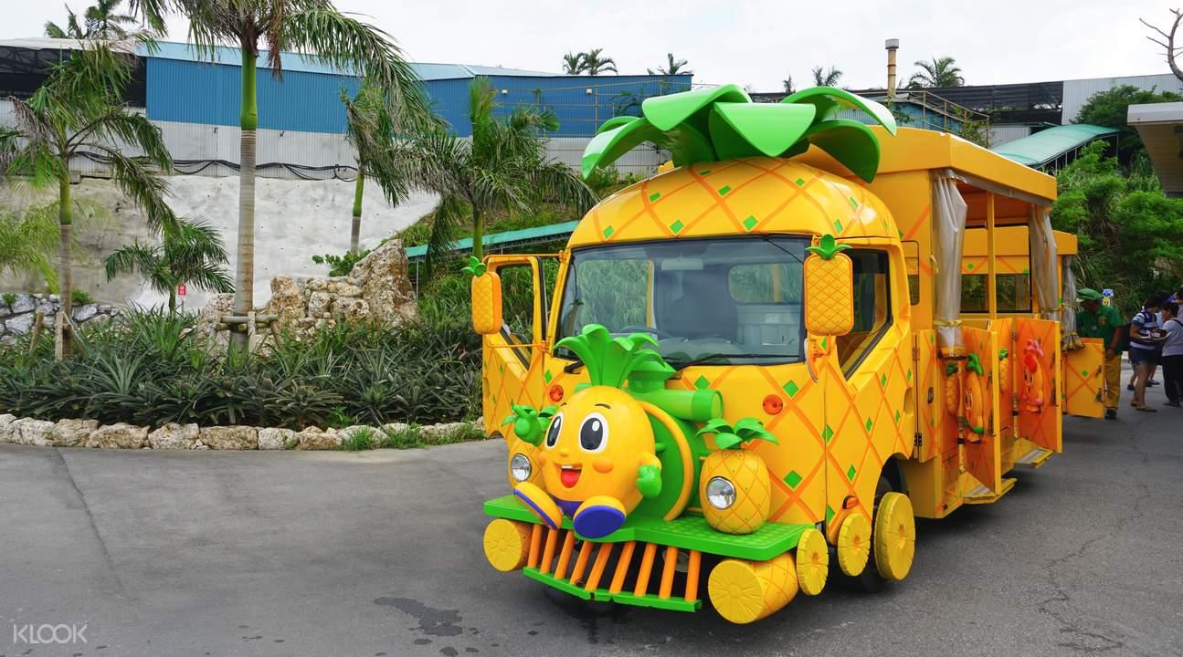 今归仁城 & 国营冲绳纪念公园巴士一日游