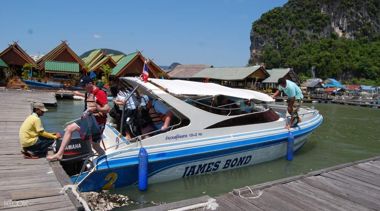 krabi james bond island