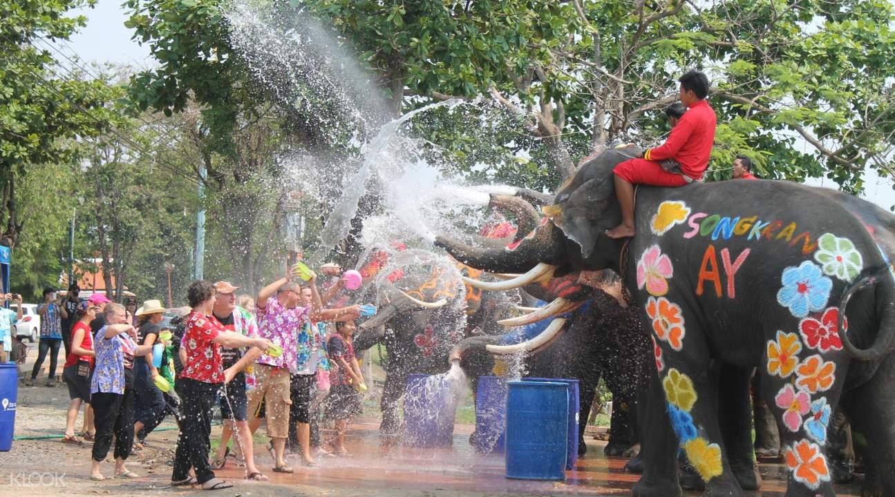 Songkran Special Tour