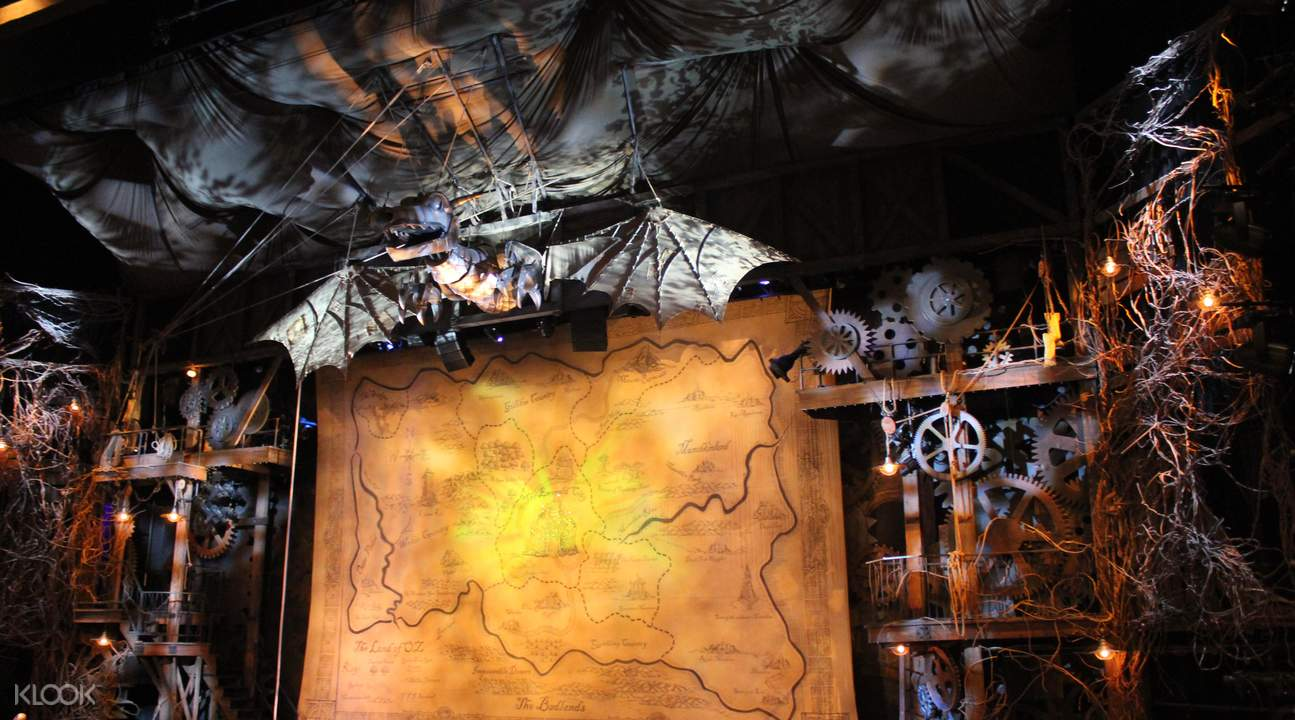 百老匯魔法壞女巫音樂劇