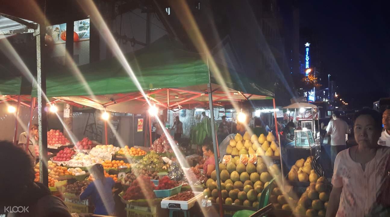 Chinatown Foodie Tour Yangon