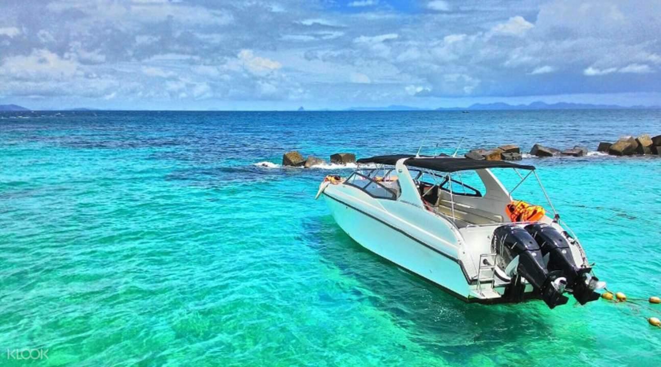 maiton island tour phuket