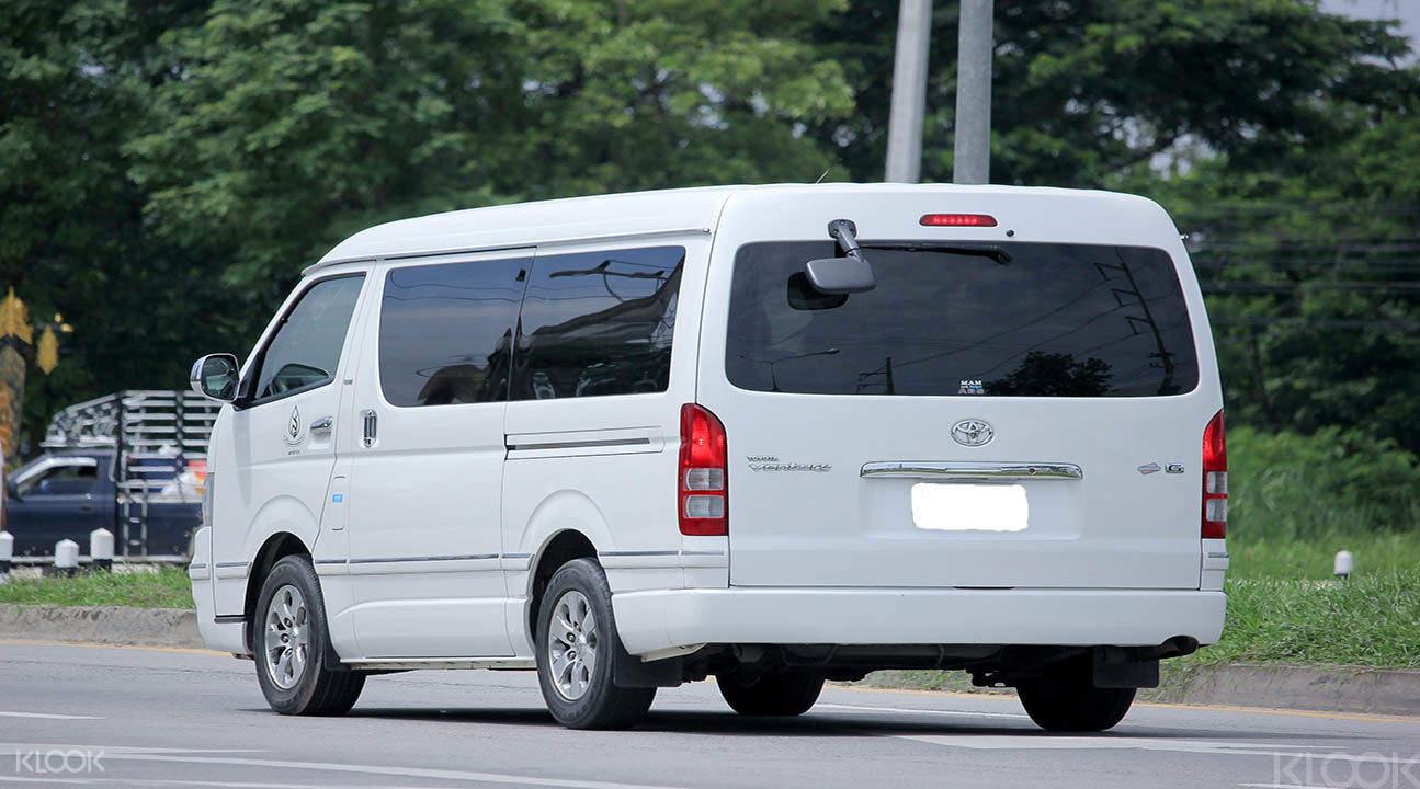 car from bangkok to pattaya