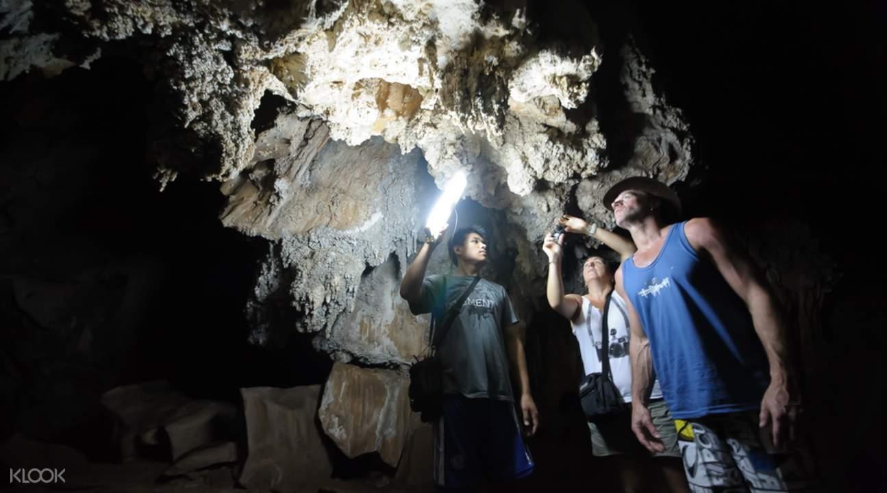 pakarang cave