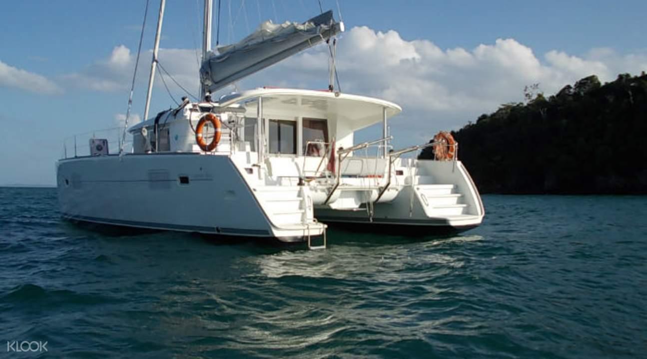 新加坡私人遊艇