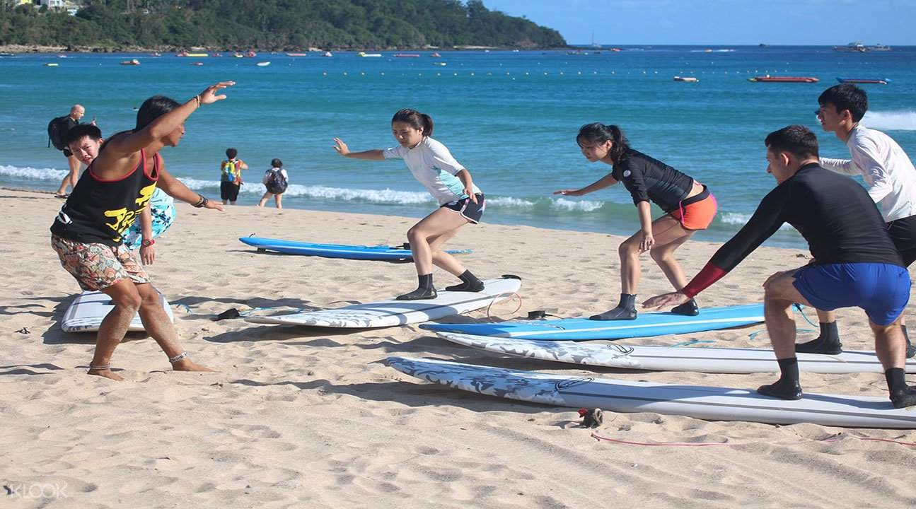 kenting national park surfing
