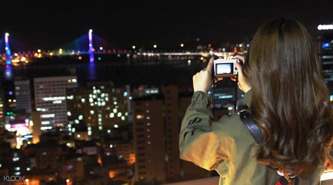 釜山港眺望空間