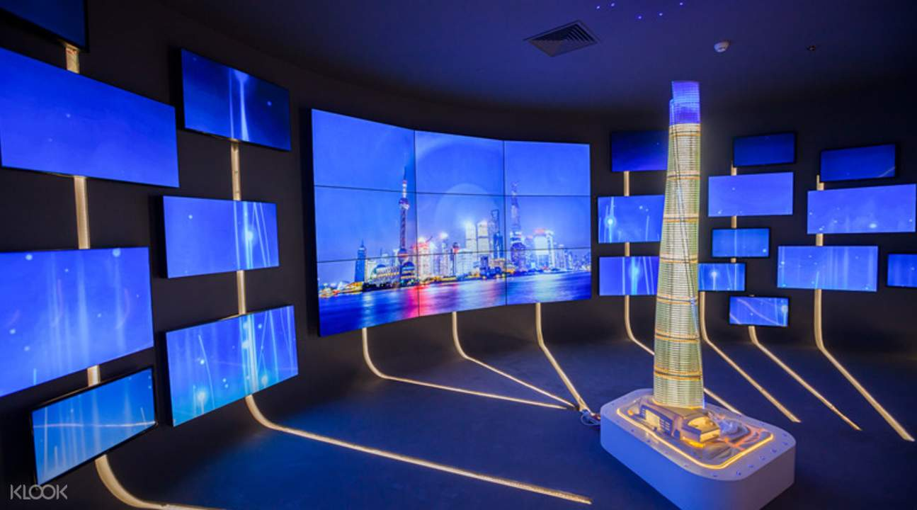 shanghai tower design