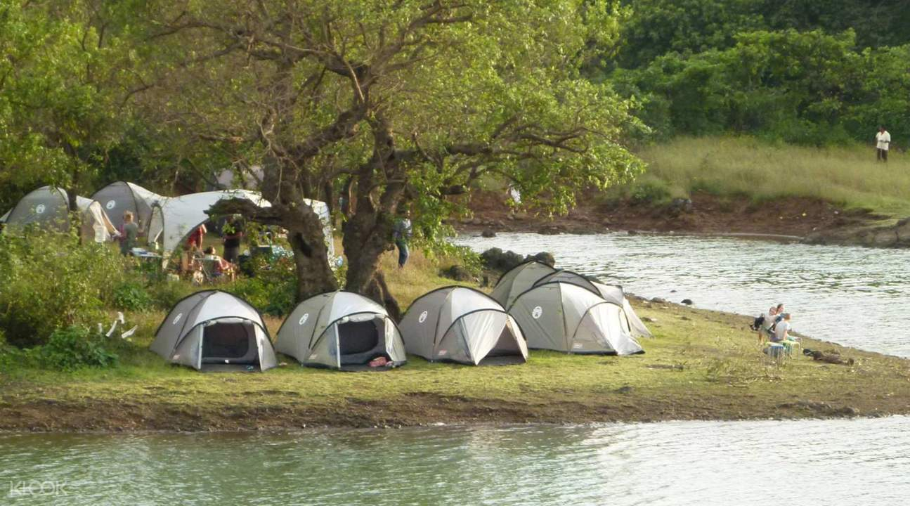 pawna lake campsite