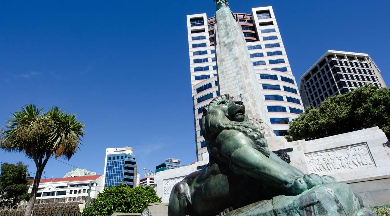 quick tours in Wellington