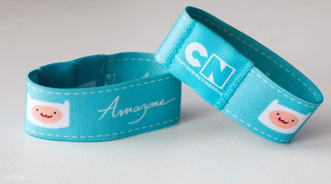 Cartoon Network Amazone wrist band