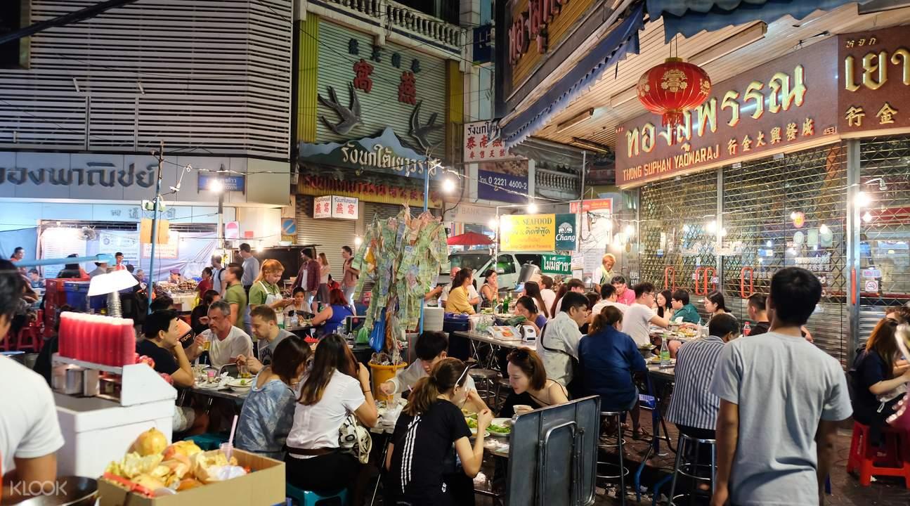 Chinatown day trip Bangkok