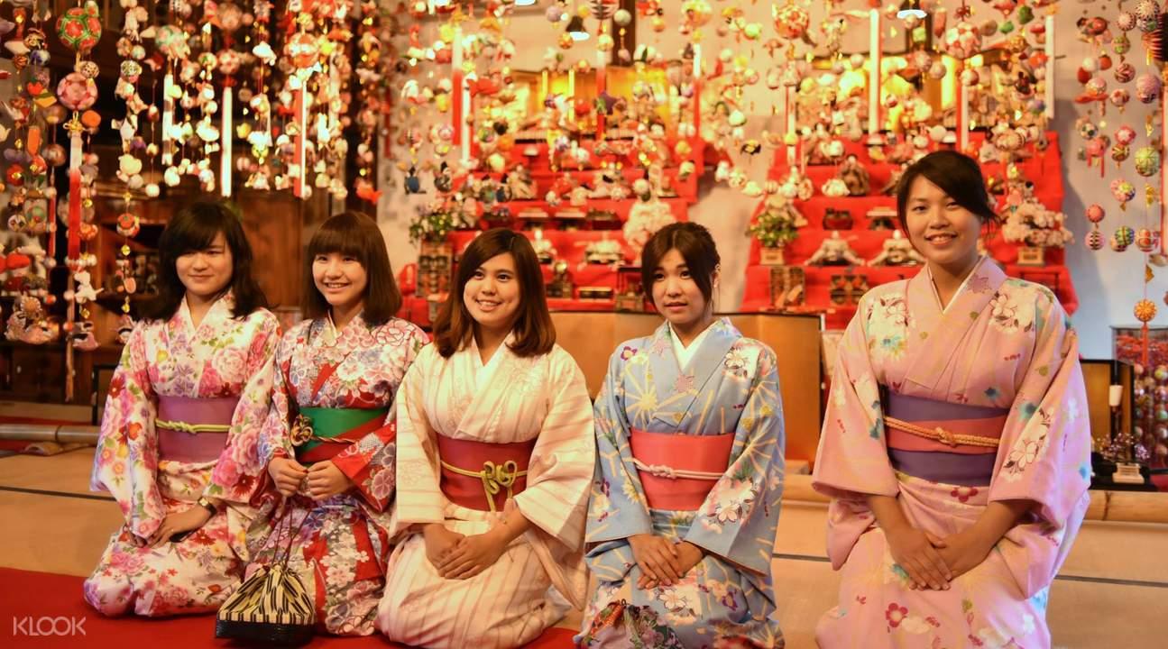 福岡和服體驗