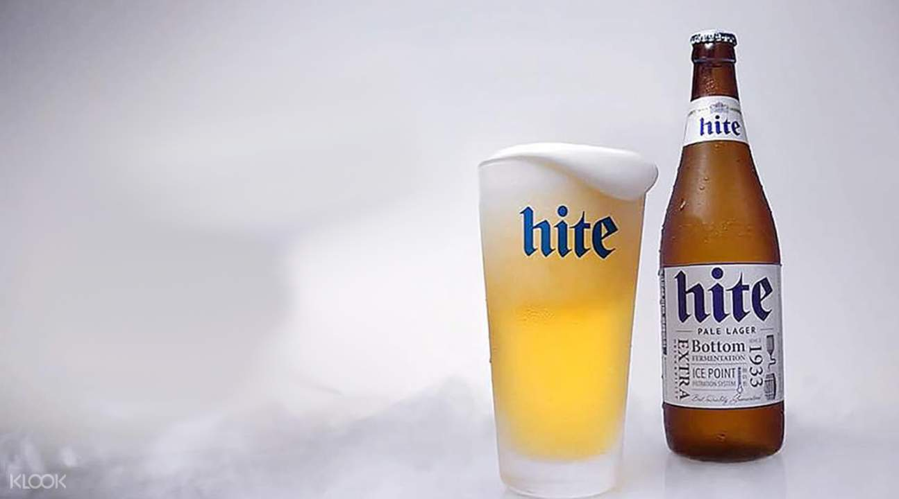 hungry korean central hong kong hite beer