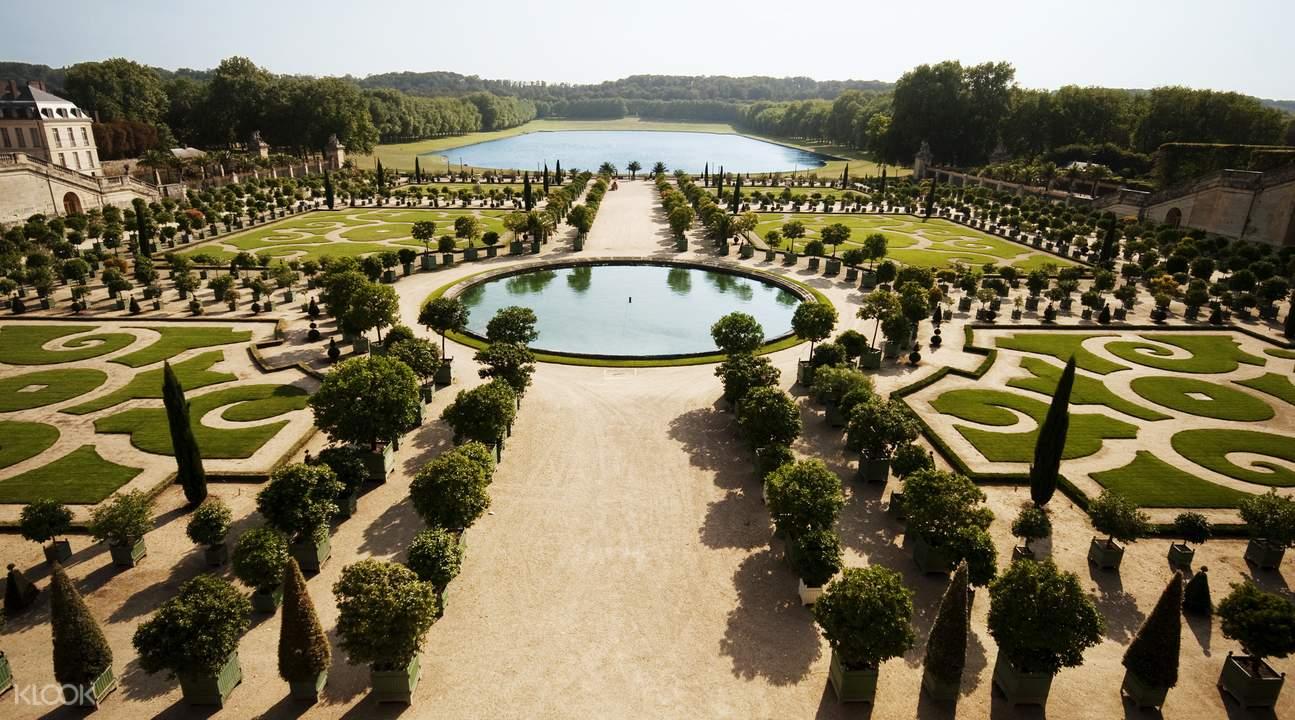 凡尔赛花园
