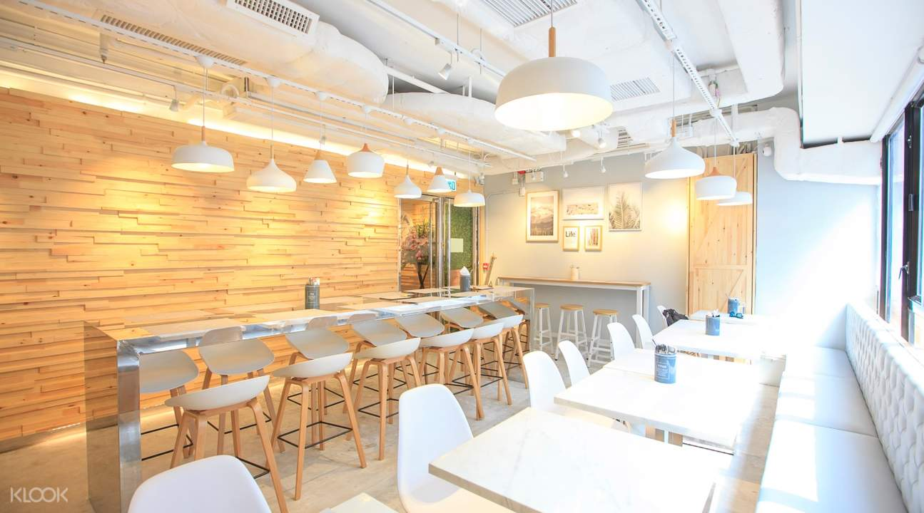 尖沙咀co dining space