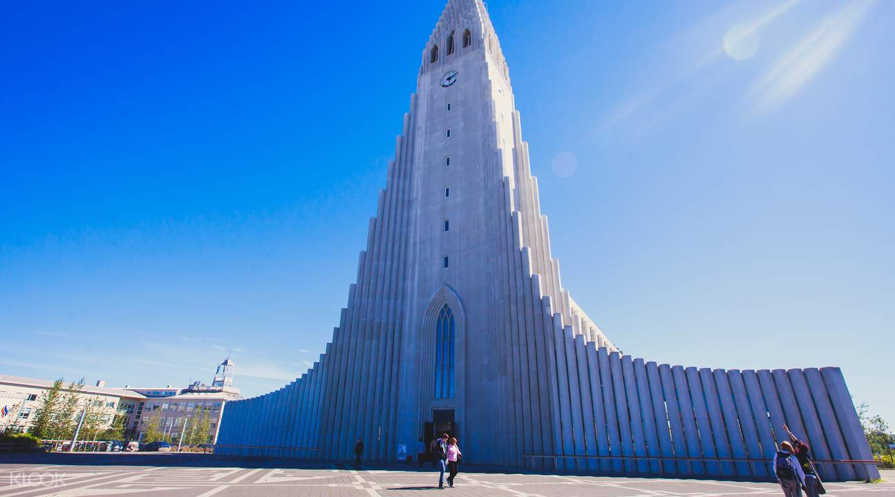 Hallgrimskirja Church