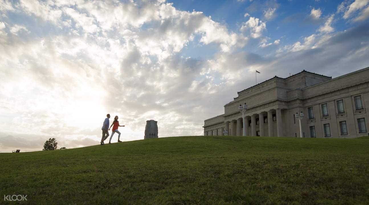 奧克蘭博物館