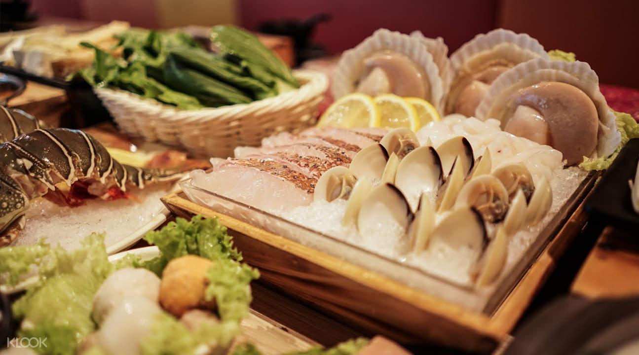 seafood city hotpot shabu shabu raffles place singapore