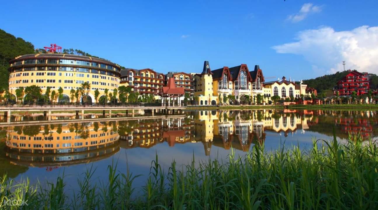 河源巴伐利亚庄园