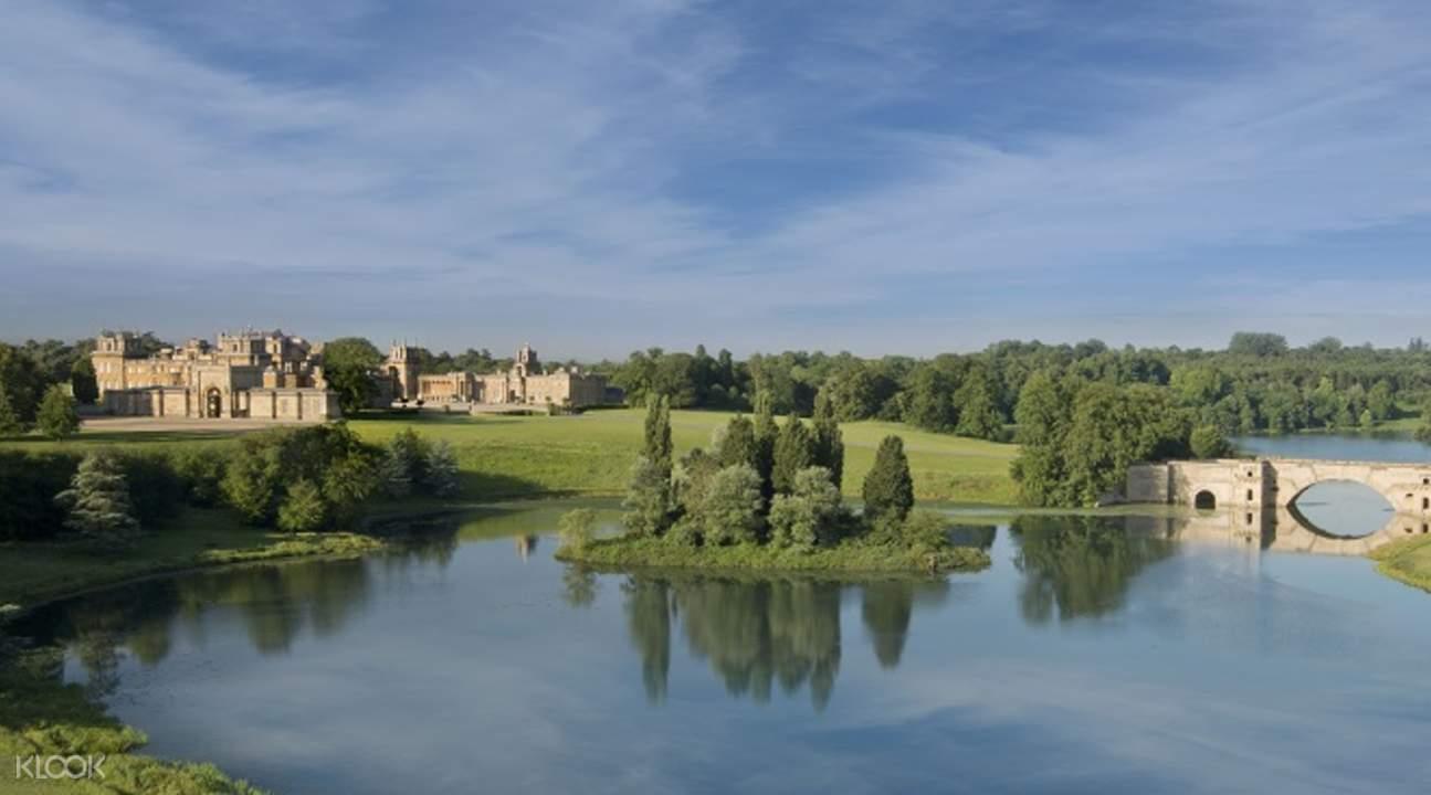 英国布伦海姆宫