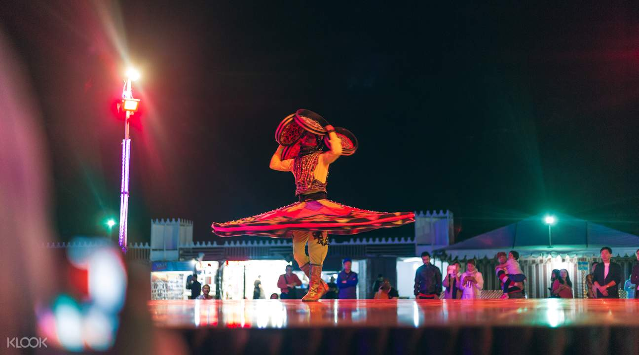 arabian desert culture