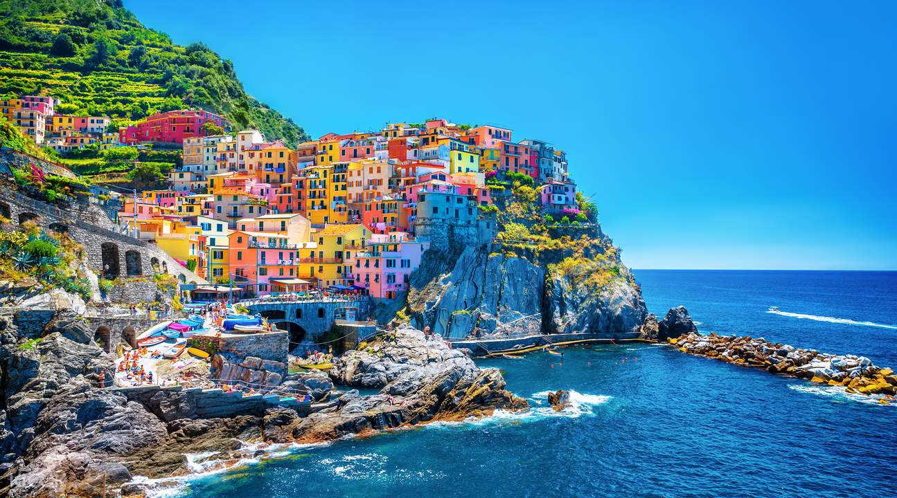 Guided day tour cinque terre