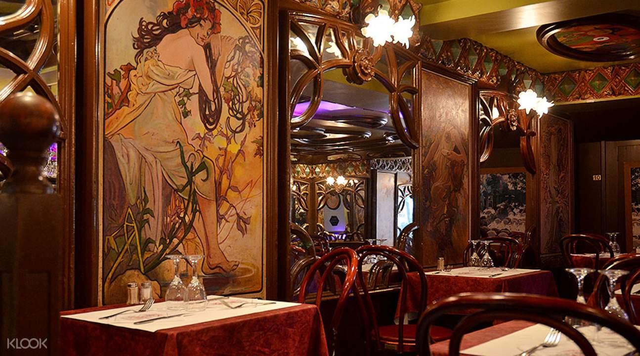 La Cremaillère餐厅