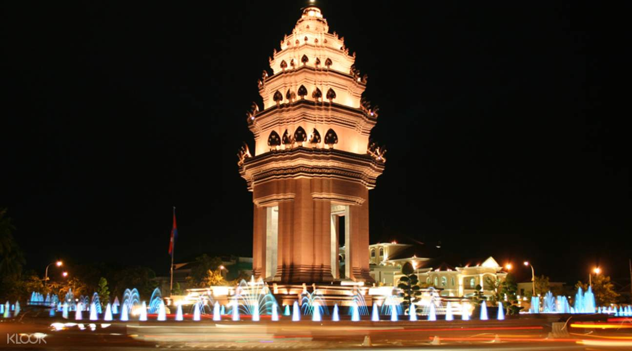 Phnom Penh Half Day Tour