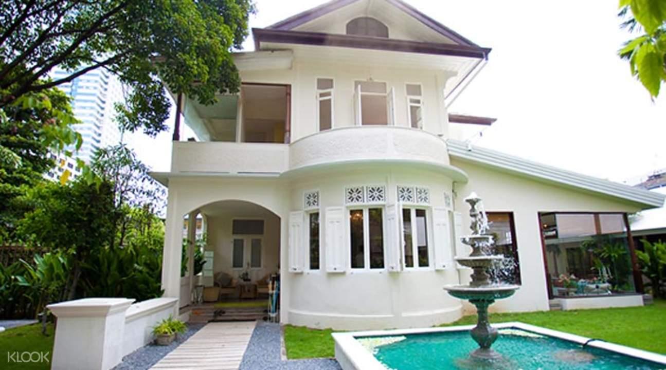泰國曼谷 Divana Virtue Spa 奢華水療按摩體驗