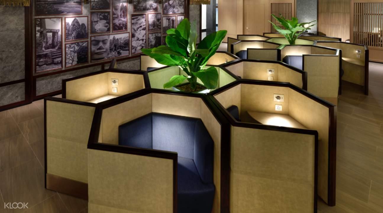 Siem Reap International Airport Lounge Service