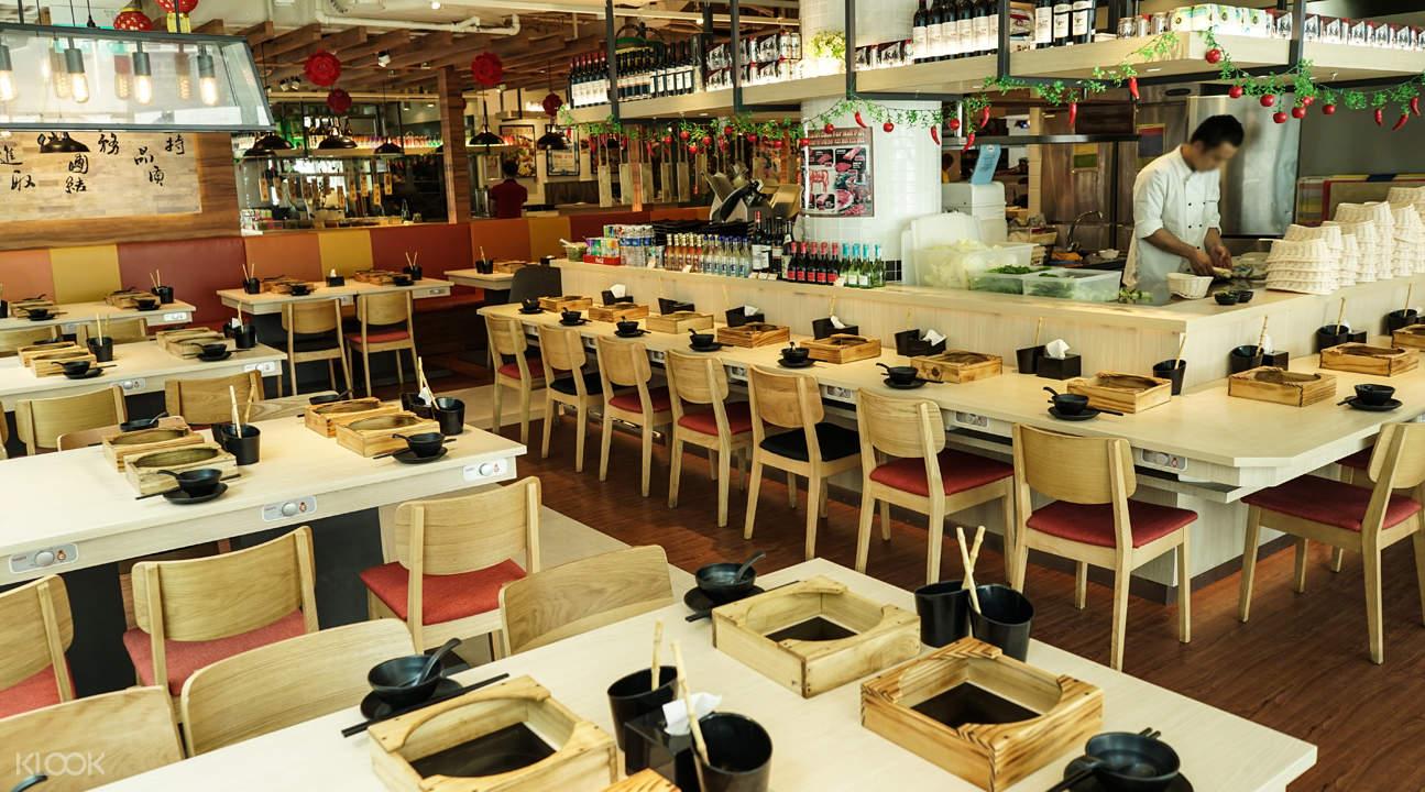 klook deal city hotpot shabu shabu raffles place singapore