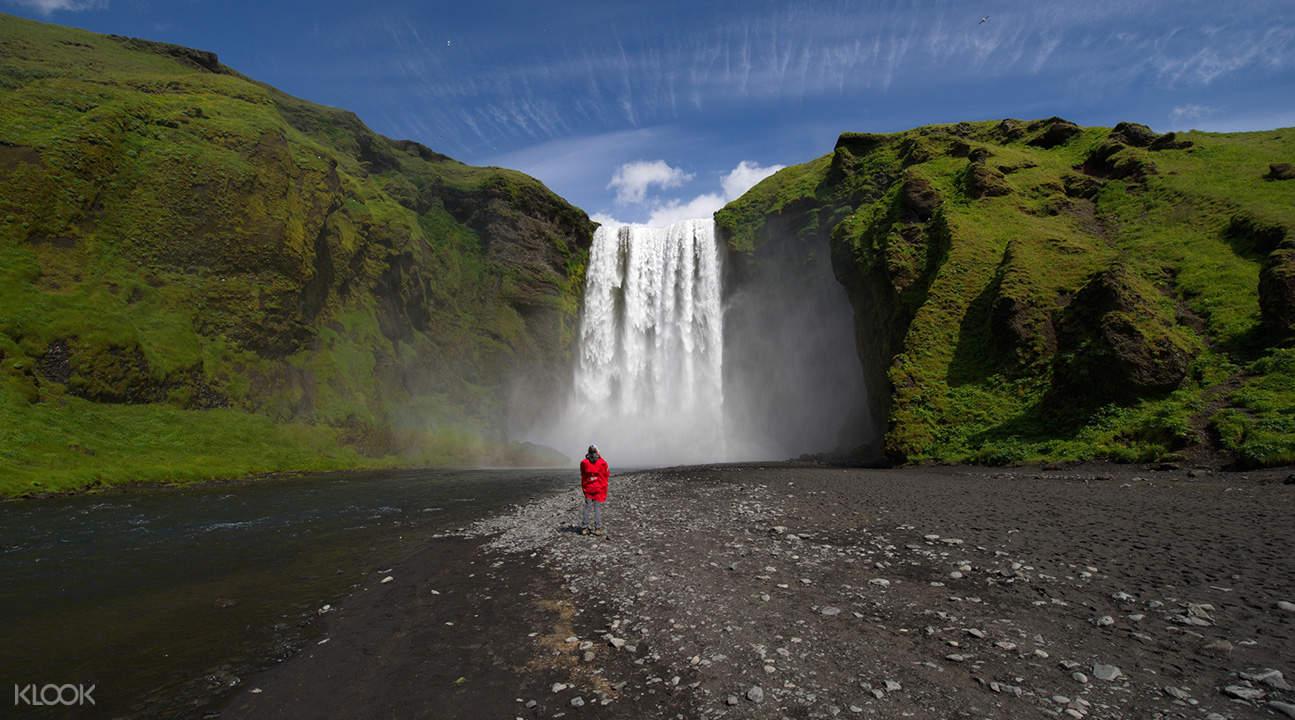 冰岛南岸维克小镇一日游