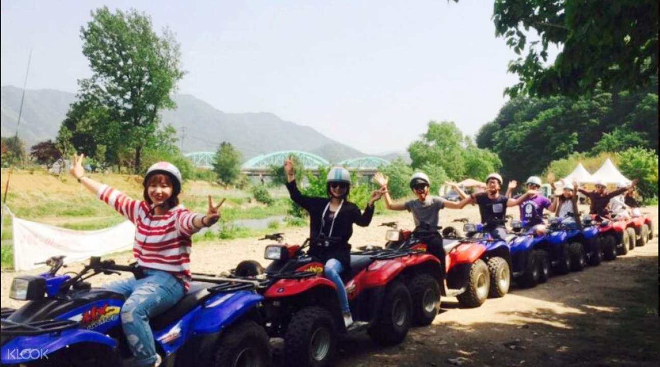 ATV越野摩托