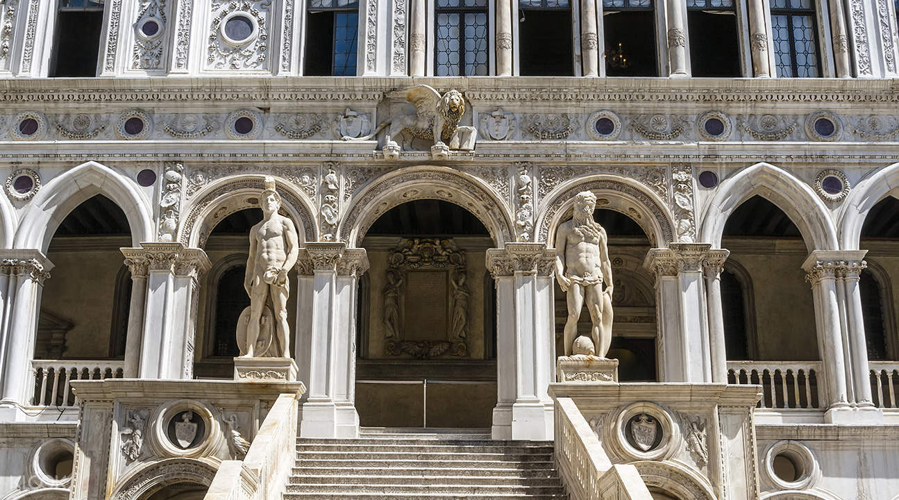 doge's palace venice guided tours