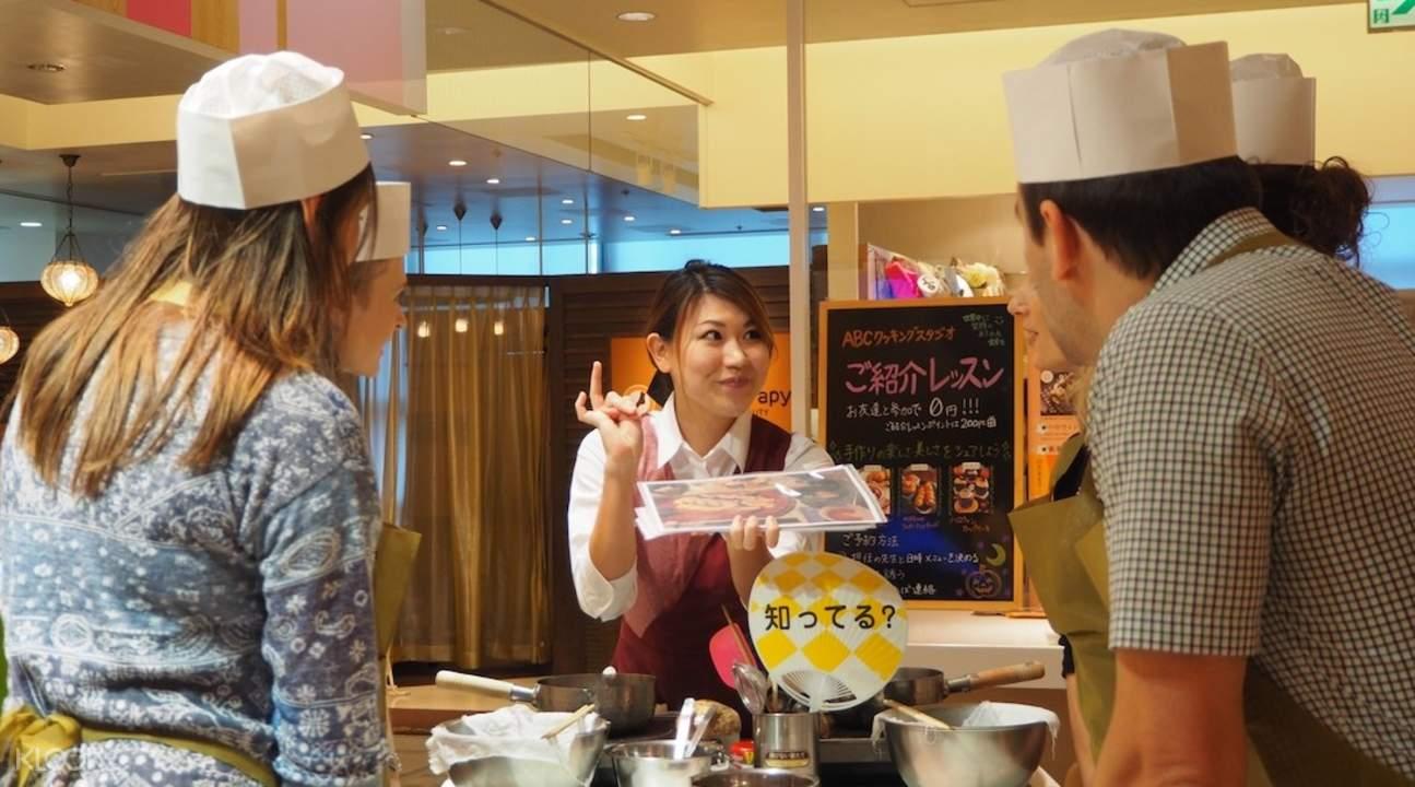 ABC Cooking Studio 文化美食遊& 壽司製作體驗