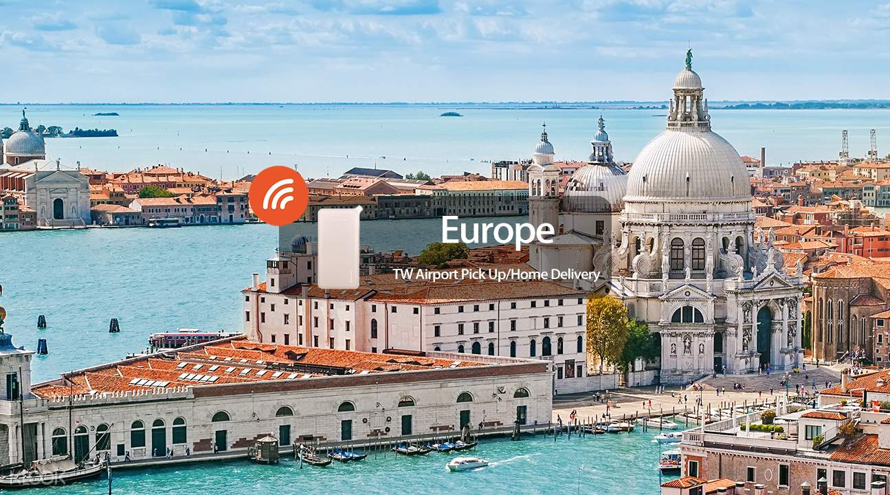 Wi-Go 4G Portable WiFi Rental for Europe