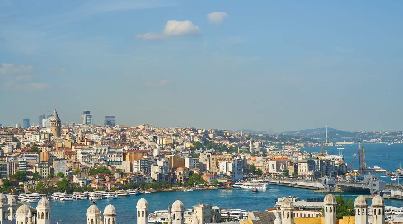 伊斯坦布爾一日遊