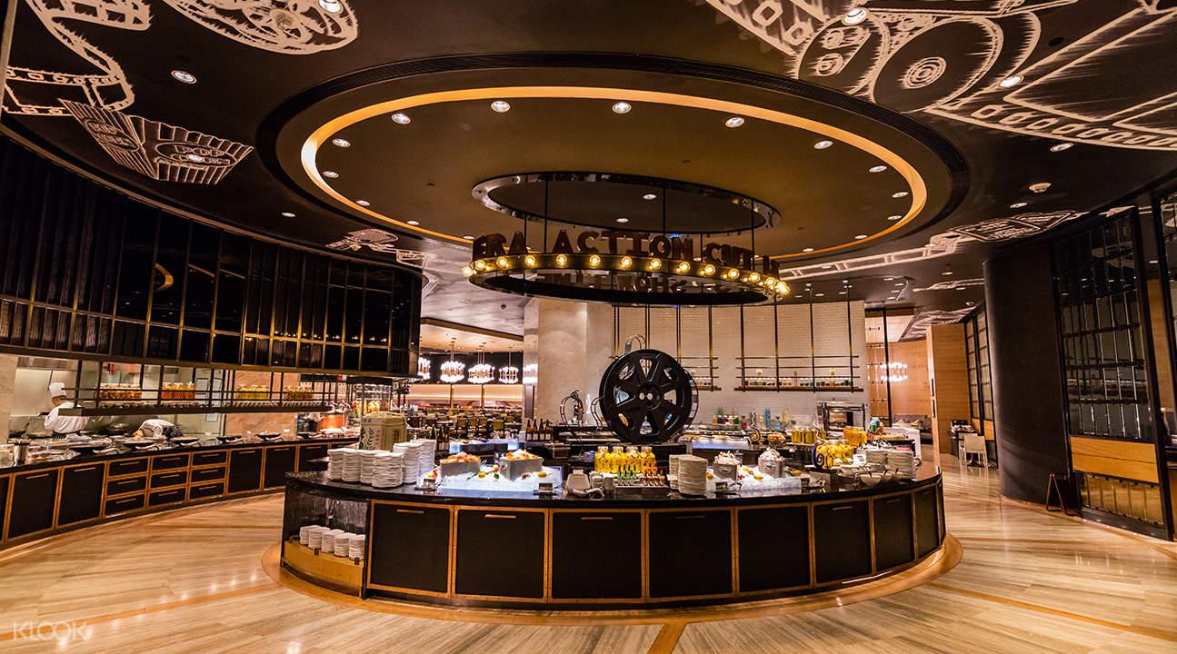 新濠影匯星匯餐廳自助餐