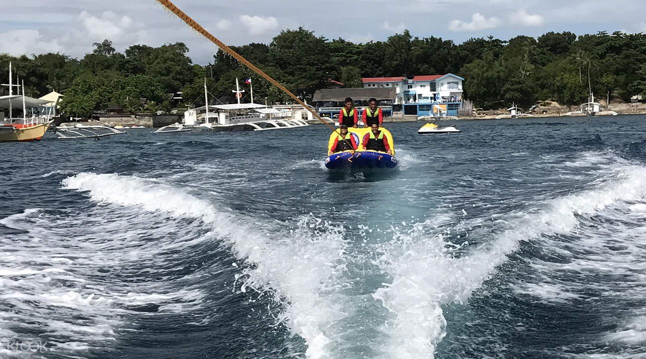 麥克坦島水上活動