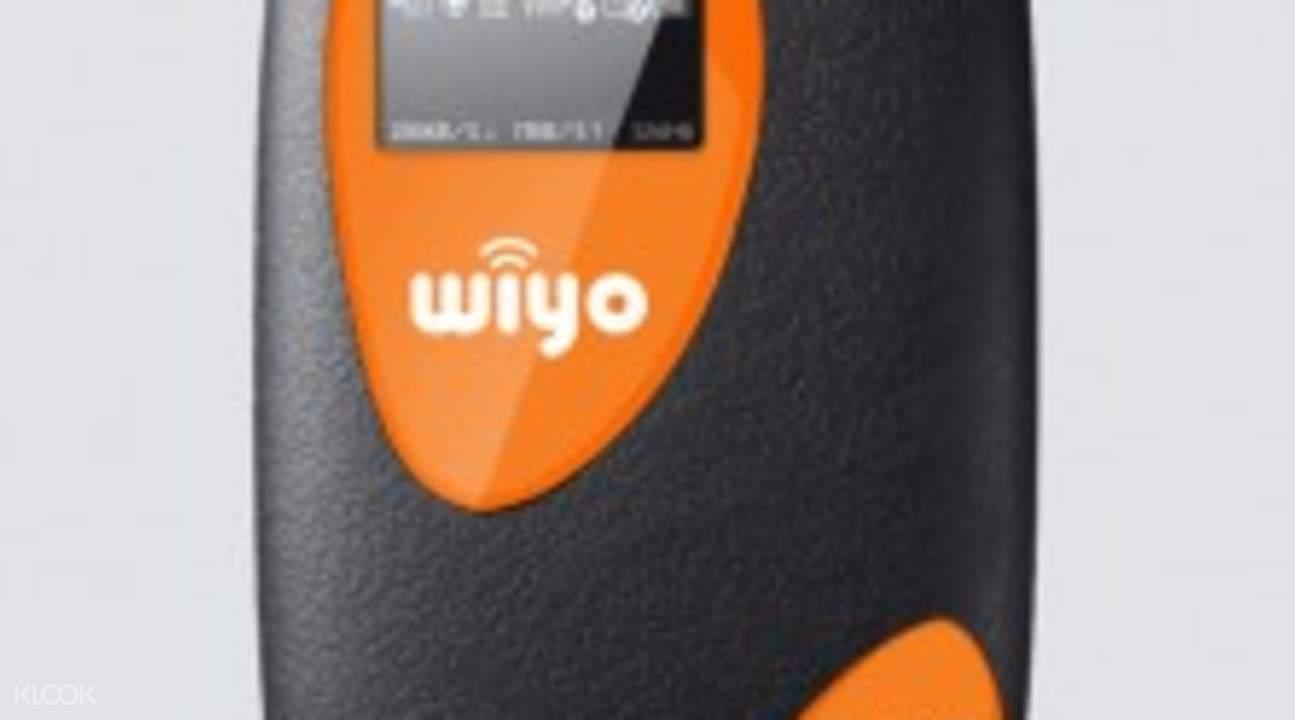 KLIA pocket wifi