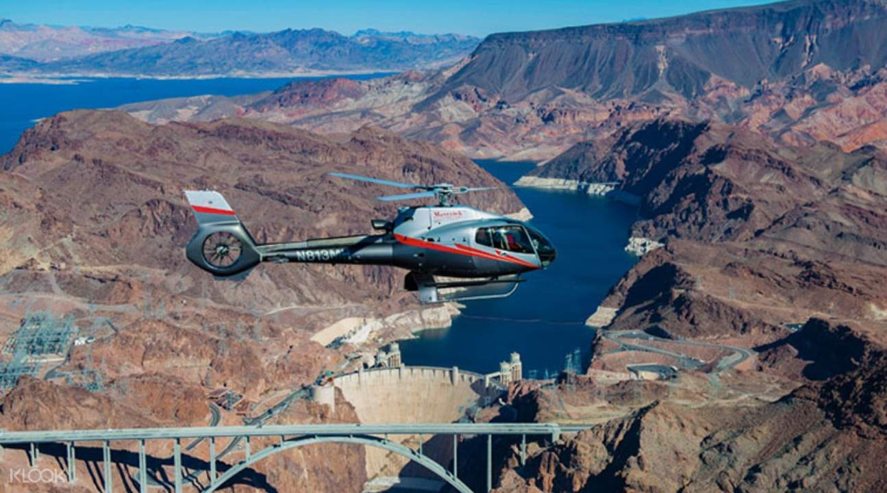 Free Spirit Grand Canyon West Rim Helicopter Tour With Landing From Las Vegas