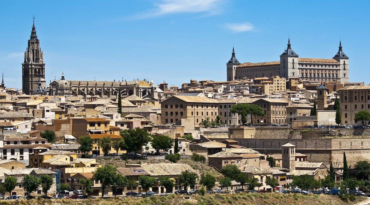 madrid highlights tour, toledo tour, madrid and toledo tours, toledo city